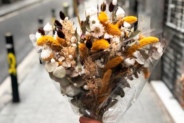 Flores Secas Zelinda Milano